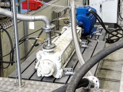 Pruefstand-STB-Pumpe